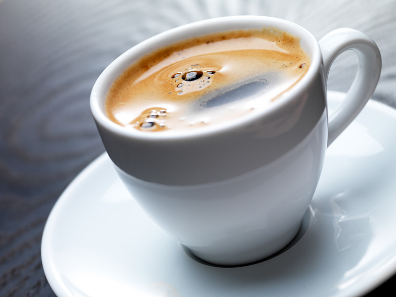 Coffee steps up again…for your health!