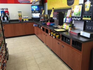 Properly Merchandise Coffee Counters for Impulse Sales
